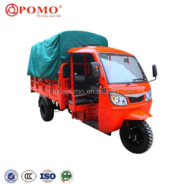 Cargo Lashing Food Truck Ice Cream Battery For Electric Tricycle, Used Adult Tricycle Sale