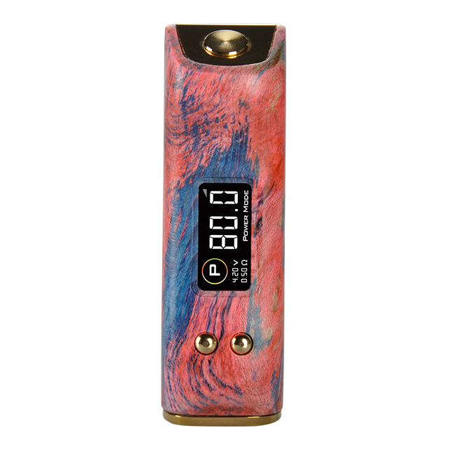 Best Selling Products Gabriel 80W Data Memory Ecig Mod with Chip Protection