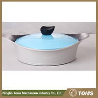 New Design hard anodized cookware