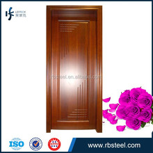 Elegant look leffeck toilet door wood bathroom door price