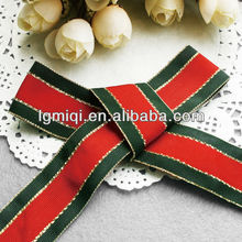 military medal Striped Ribbon with Metallic line