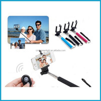 Z07-1 wireless handheld bluetooth monopod selfie stick
