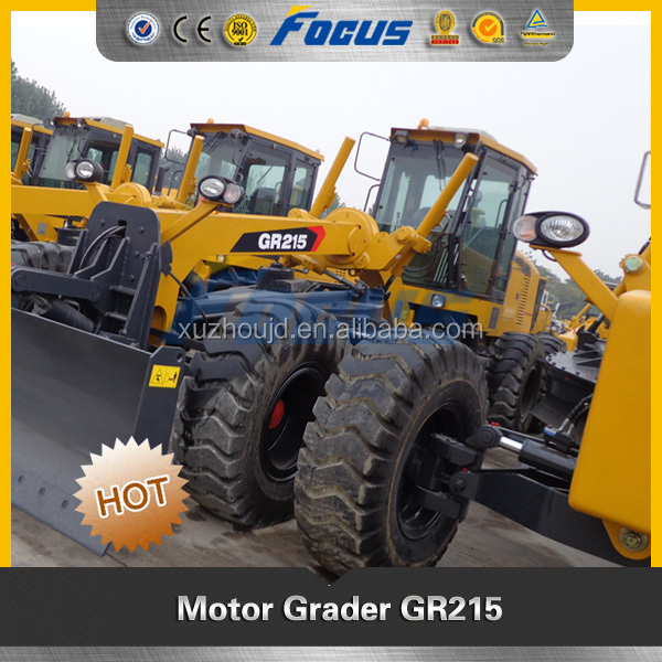 GR215 Tractor Road Grader Attachment with Ripper