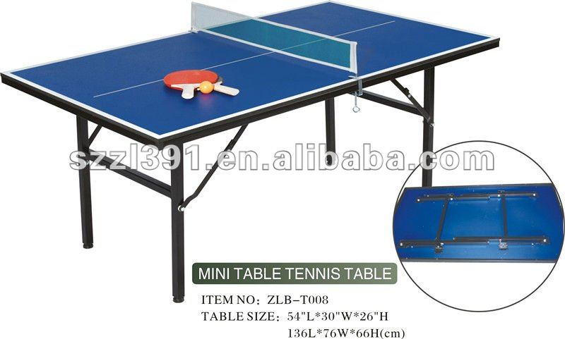 folding and portable of mini ping pong table buy ping. Black Bedroom Furniture Sets. Home Design Ideas