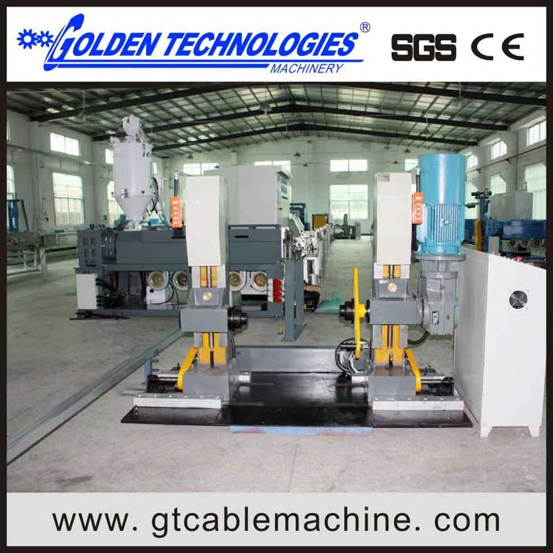 Wire Cable Plastic Machine Extruder