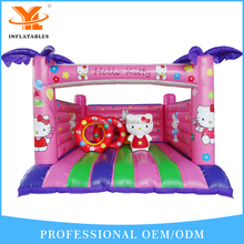 Fashion Air Jumping Castle Used Commercial Inflatable Bouncers For Sale