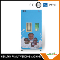Automatic Fresh Milk Vending Machine