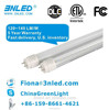 DLC UL cUL ETL cETL daylight T8 4 foot led fluorescent lights tube 18w light tubes 100-277vac, led or fluorescent