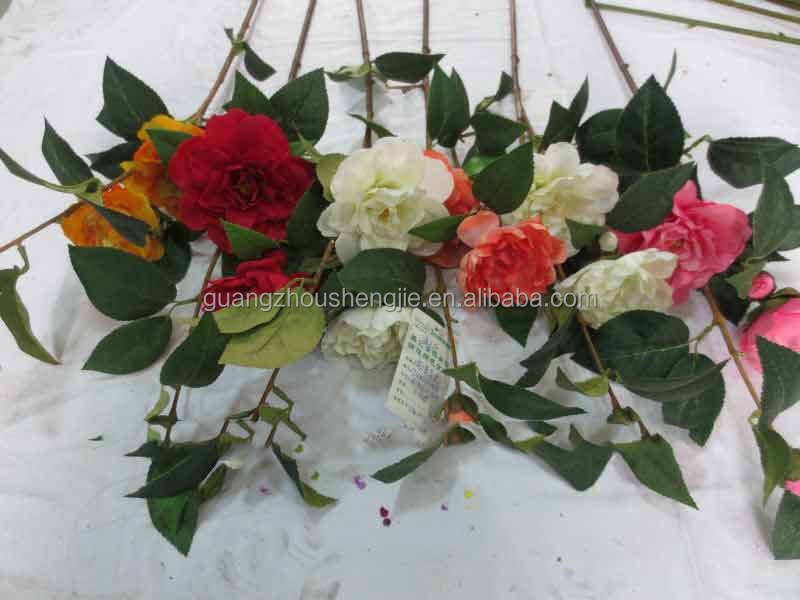 camellia artificial flower