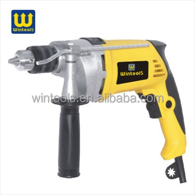 Top quality power tools electronic impact drill made in China 13mm 850W
