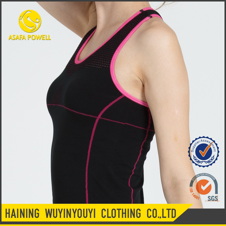 Durable Athletic Apparel Great Stretch Gym In Fitness Quick Dry Tank Top