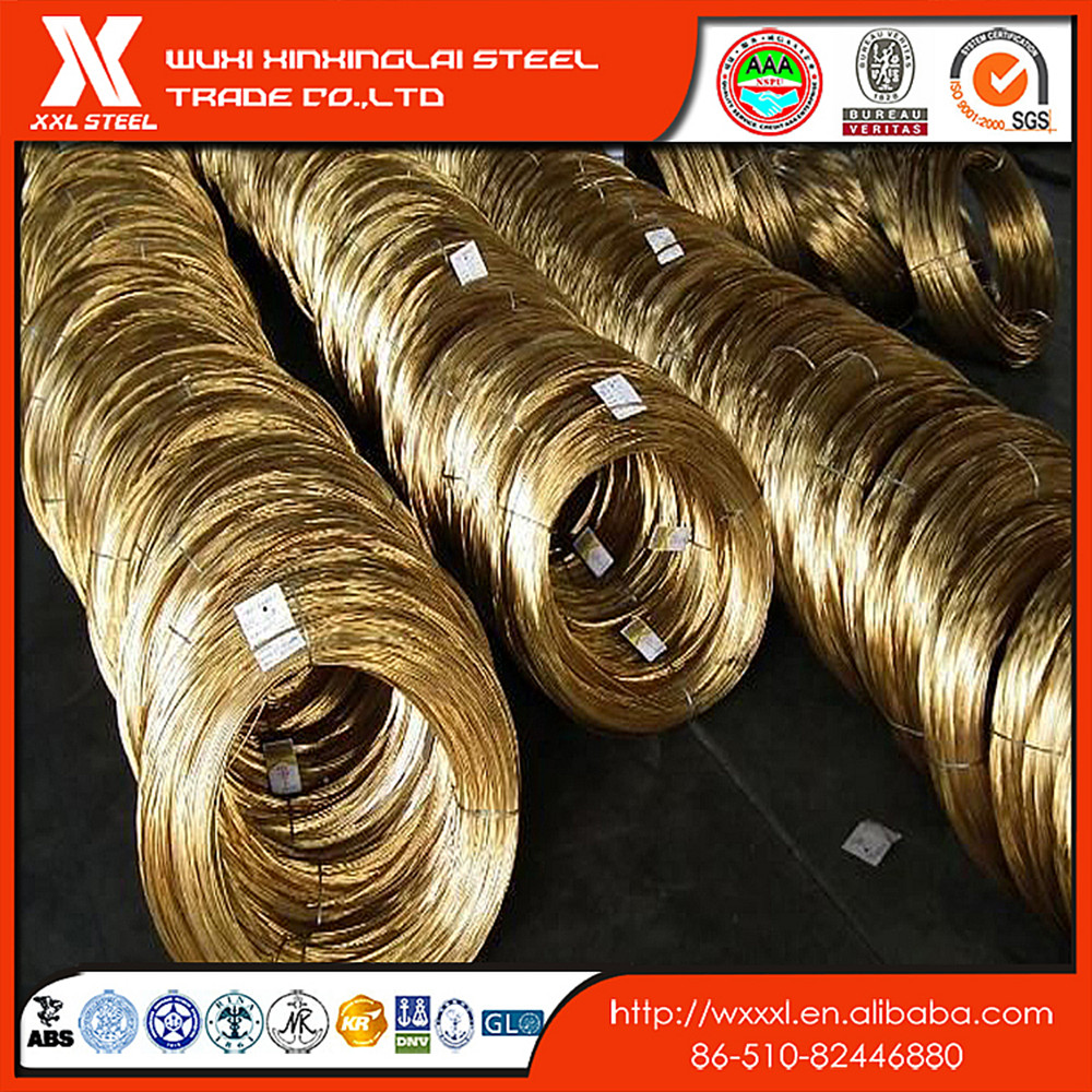 soft edm brass wire 0.25mm High-performance electrode wires EDM brass wire for electrical discharge machine