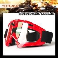 TPU frame PC lens cross goggles new arrival CE goggles fashion design branded goggles motocross