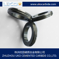 Tungsten carbide rolls for Welded wire mesh of prefabricated steel reinforcing material