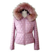 Breathable New Style Medium Length Women'S Snowboard Jacket