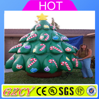 Christmas Tree Inflatable Advertising Trees For Outdoor Indoor Event