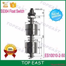 Multi point Stainless Steel high temperature float switch M10* 100mm