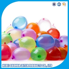 Colorful children summer toys latex crazy magic water balloons fill in 1 minute