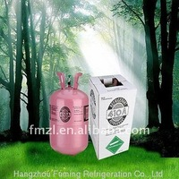 Hot selling Refrigerant Gas R410a 11.3KG/25LB used for Large Air Conditioning Systems