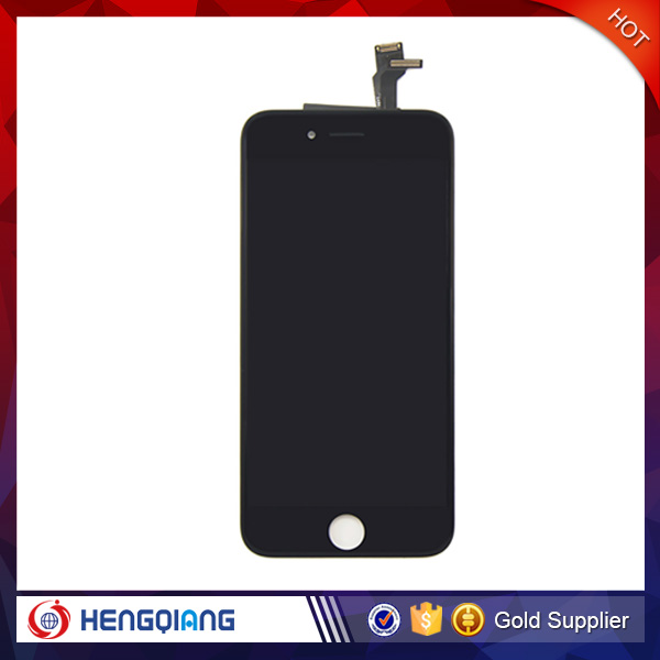 AAA Quality LCD Display Touch Screen With Digitizer Assembly 4.7'' Inch White Black LCD for iphone6