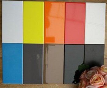 good quality antibacterial subway tile 75X150mm kitchen wall glazed metro tile