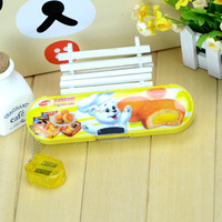 Boys PP Pencil Case Plastic School Case And Factory