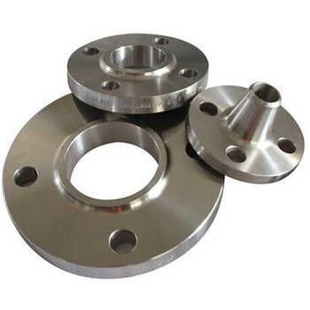 Custom Machining 304 Stainless Steel Plate Flange