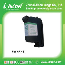 Remanufactured Ink Cartridge Replacement for HP 45