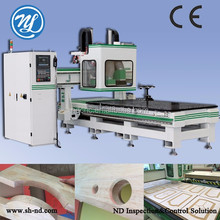 cnc engraving machine Three process and circle ATC for wood engraving and cutting CNC router machine