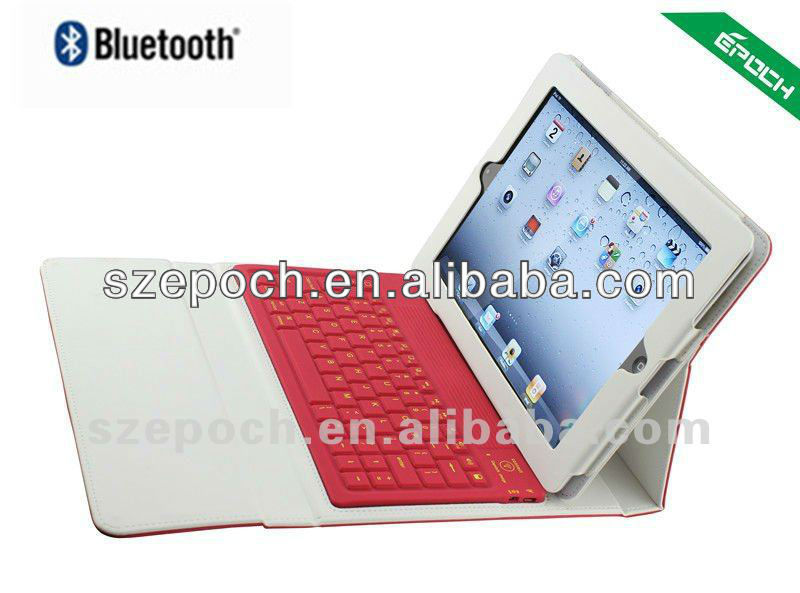 2013 New design for ipad smart cover with sleep and wake up function