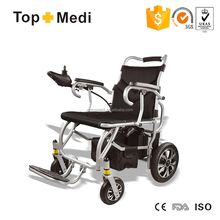 16KG portable lightweight small foldable electric wheelchair TEW112