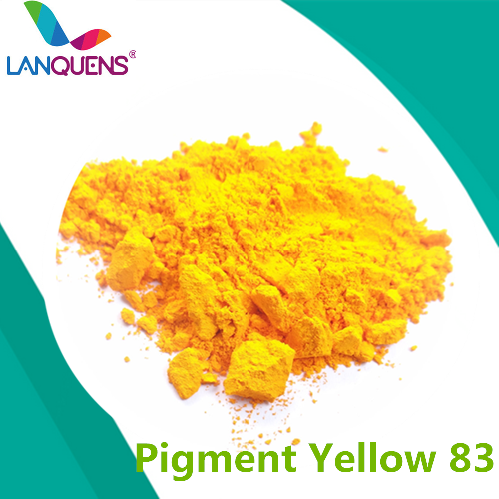 Pigment Dye Bisazo Type C.I.Pigment Yellow 83 (CAS.NO 5567-15-7) Benzidine Yellow HR for Inks / Plastics / Paints