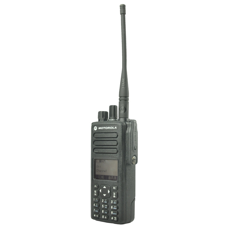 Motorola professional DMR walkie talkie XIR P8660 with GPS two way radio