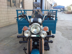 Hot Sale Motorized 5 Wheel Motorcycle With Cargo Box On Sale