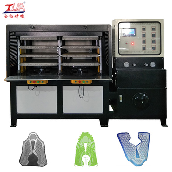 Dongguan Heating KPU Sport Shoes Making Machine