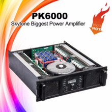 PK6000 PA subwoofer audio professional power amplifier