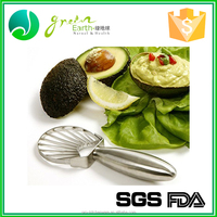 Good price and high quality wholesale kitchen avocado knife slicer tool