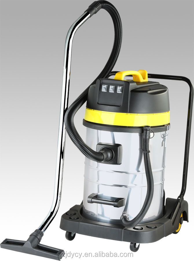 70L big power commercial car wet and dry vacuum cleaner