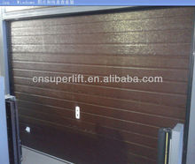 Sectional Garage Doors With PU Panels,PU Garage Door