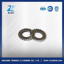 Steel processing tungsten carbide circular disc saw blade cutter