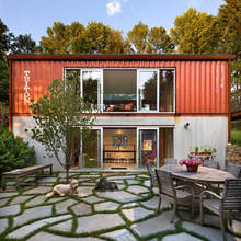 convenient and modified shipping container homes for sale