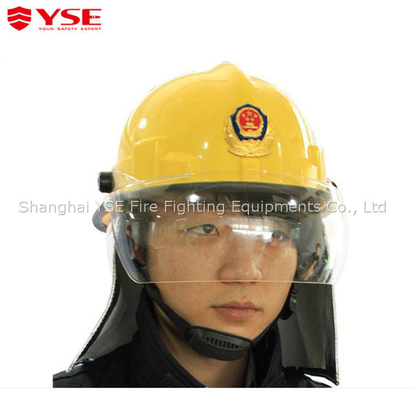 China factory manufacturers Fire safety firefighter firemans helmet