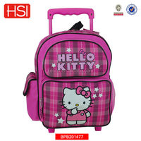 Hello Kitty Children Travel Trolley Luggage