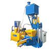 Automatic /PLC metal briquetting press machine