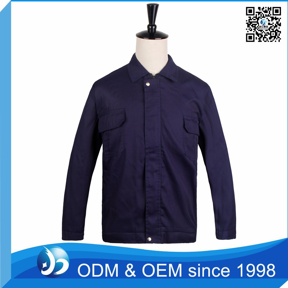 OEM 100% Cotton Coal Mine Workwear Safety Work Wear