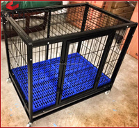 Cheap Heavy Duty Dog Crate/Designer Dog Kennels (Made In China, Wholesale Price)