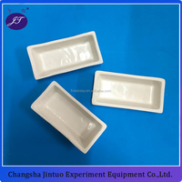 alumina ceramic boat,combustion boat ceramic cupel ,ceramic crucible