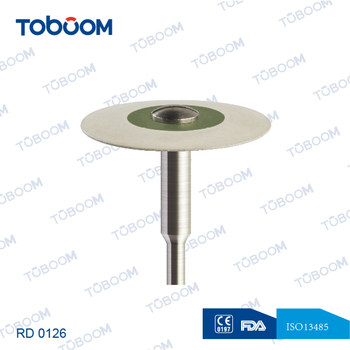 RD0126 Rubber diamond polisher ( dental polisher and tooth polisher) Special for zirconia/porcelain workpiece