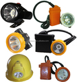 high power LED mine cap light