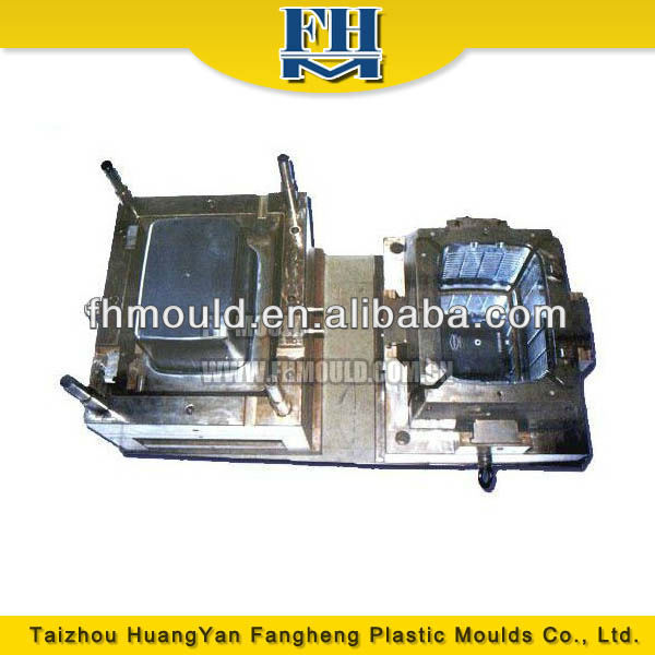 Clothes Food Storage Box Plastic Injection Mould